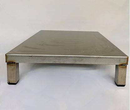 תמונה של שולחן נירוסטה לטאבון הייבריד מקס